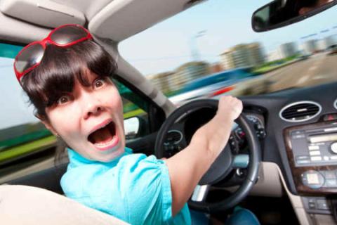 Cum să-ți depășești frica de a conduce ca șofer novice